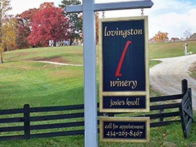 Lovingston Winery