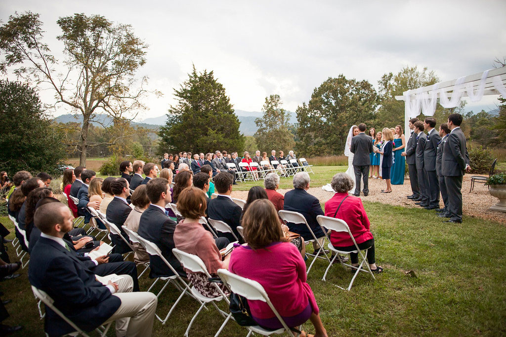 Elizabeth and Andrews wedding