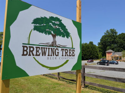 The Brewing Tree