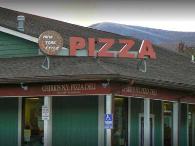 Chirios Pizza